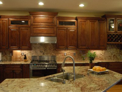 Stone International Kitchen Cabinets Granite