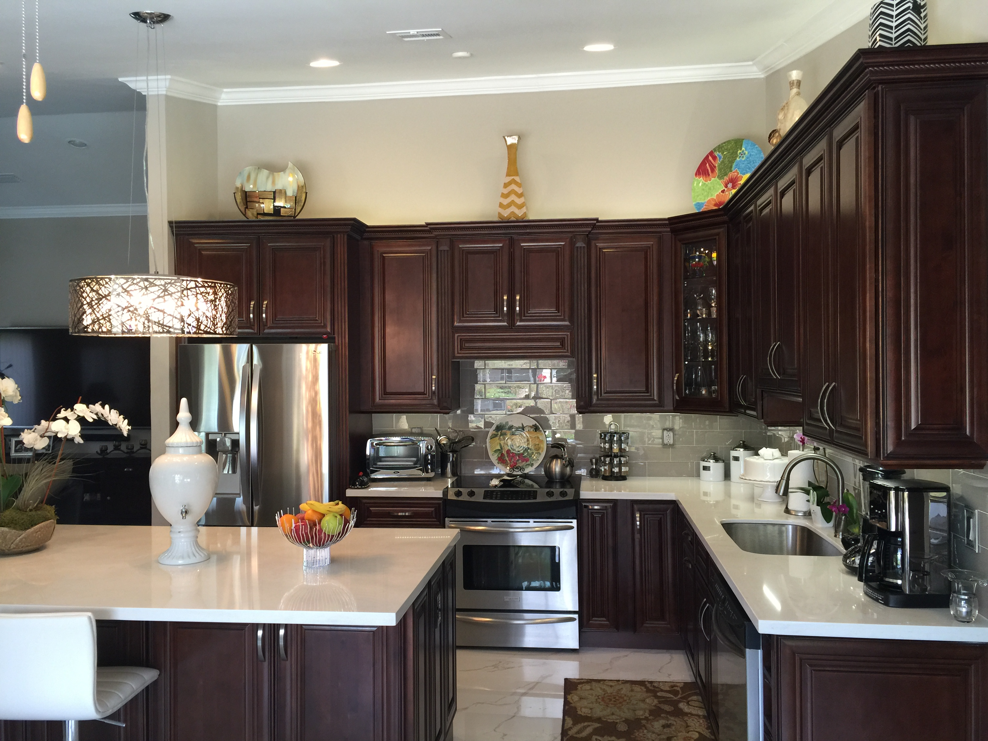 Kitchen Cabinets Wholesale | Mocha Cabinets