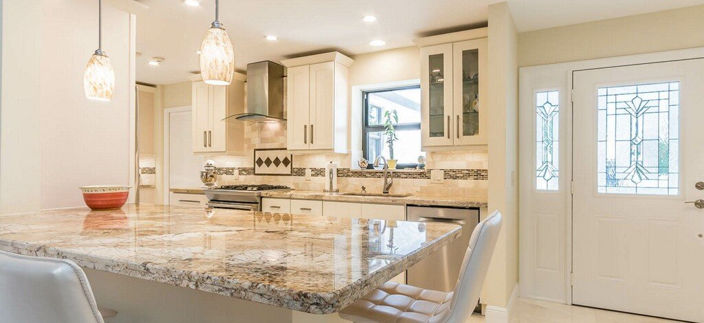 Off White Cabinets Kitchen off white cabinets | classic kitchen cabinets miami