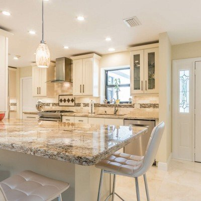 Classic Kitchen Cabinets | Off White Kitchen Units