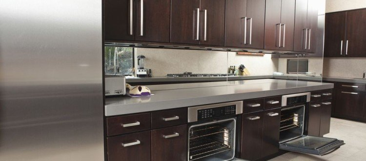 is the espresso shaker kitchen right for you find out today - Espresso Kitchen Cabinets