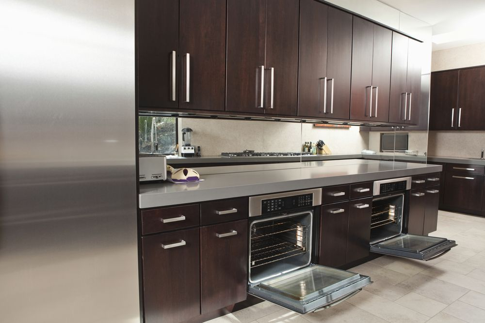 Espresso Kitchen Cabinets Miami | Best Kitchen Contractors