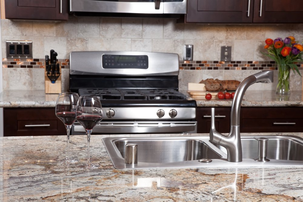 Kitchen Countertops Miami | Granite Kitchen Countertops Miami