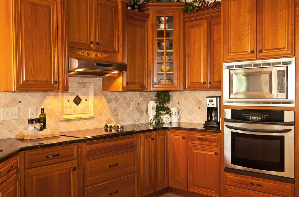 Want To Have A Rustic Kitchen The Best Cabinet And Counter