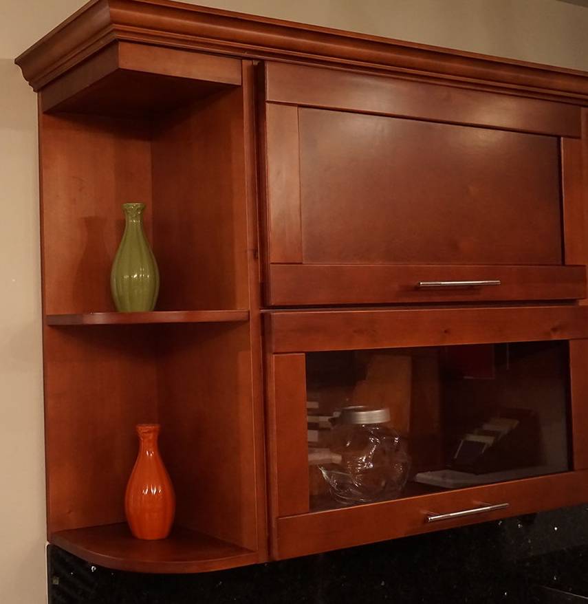 Wood cabinets in miami high quality kitchens miami for Kitchen cabinet shelves
