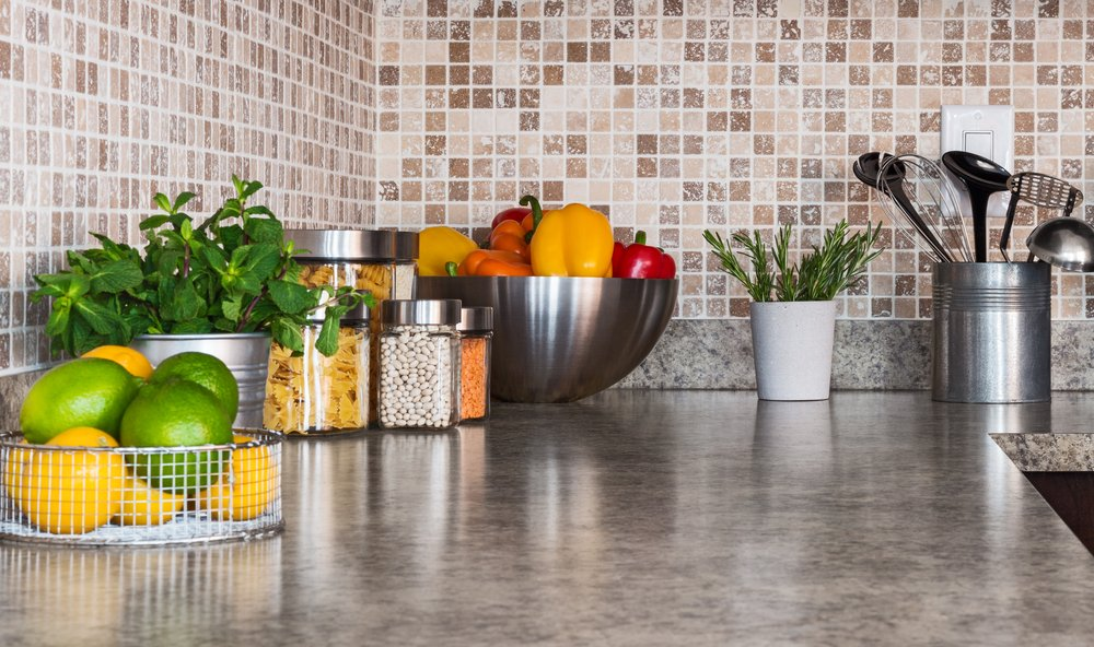 Kitchen Counter Replacement | Leading Kitchen Designers