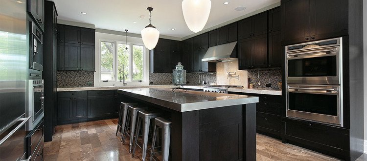 Affordable kitchens in miami stone international for Cheap kitchen cabinets in miami