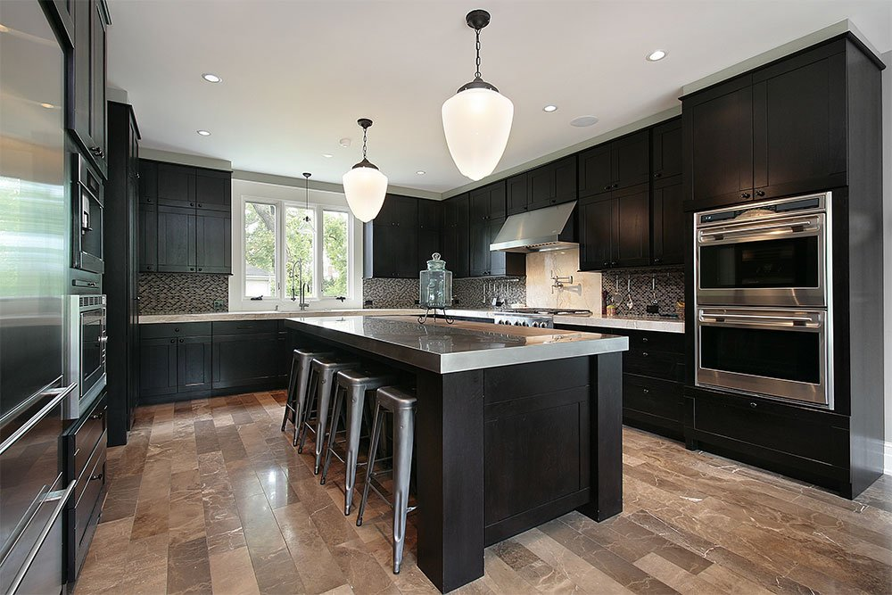 Kitchen Remodeling In South Beach , White Wood Cabinets , Affordable  Kitchens In Miami
