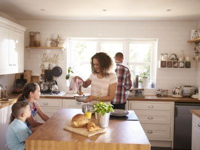 Family Kitchen Ideas