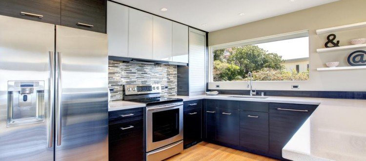 Get Your Home Ready For The Holiday Season With A Brand New Kitchen Remodel!  Complete