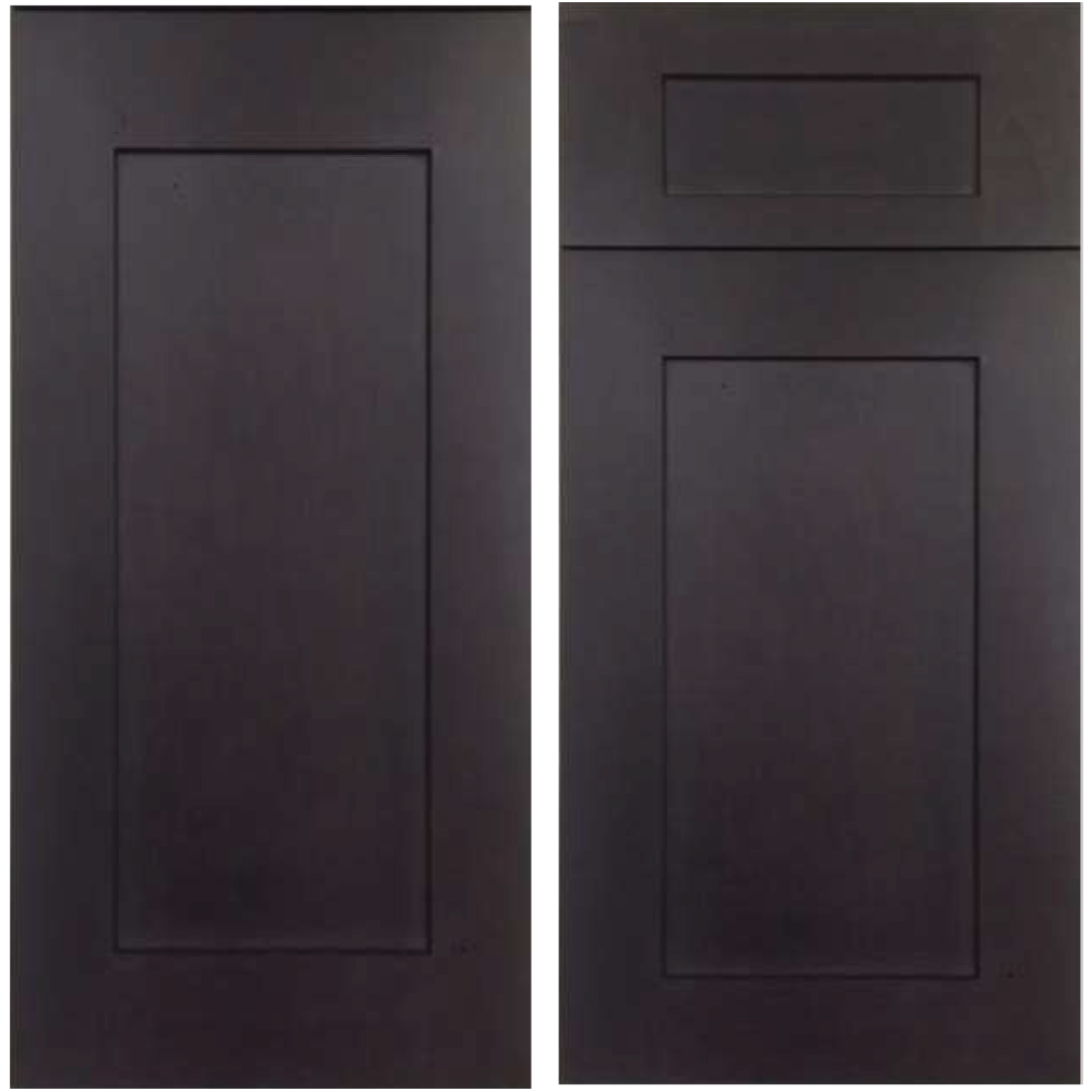 Dark Pepper Cabinets