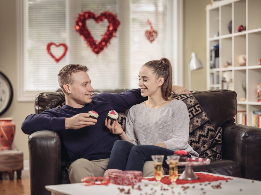 Valentine's Day decorating tips