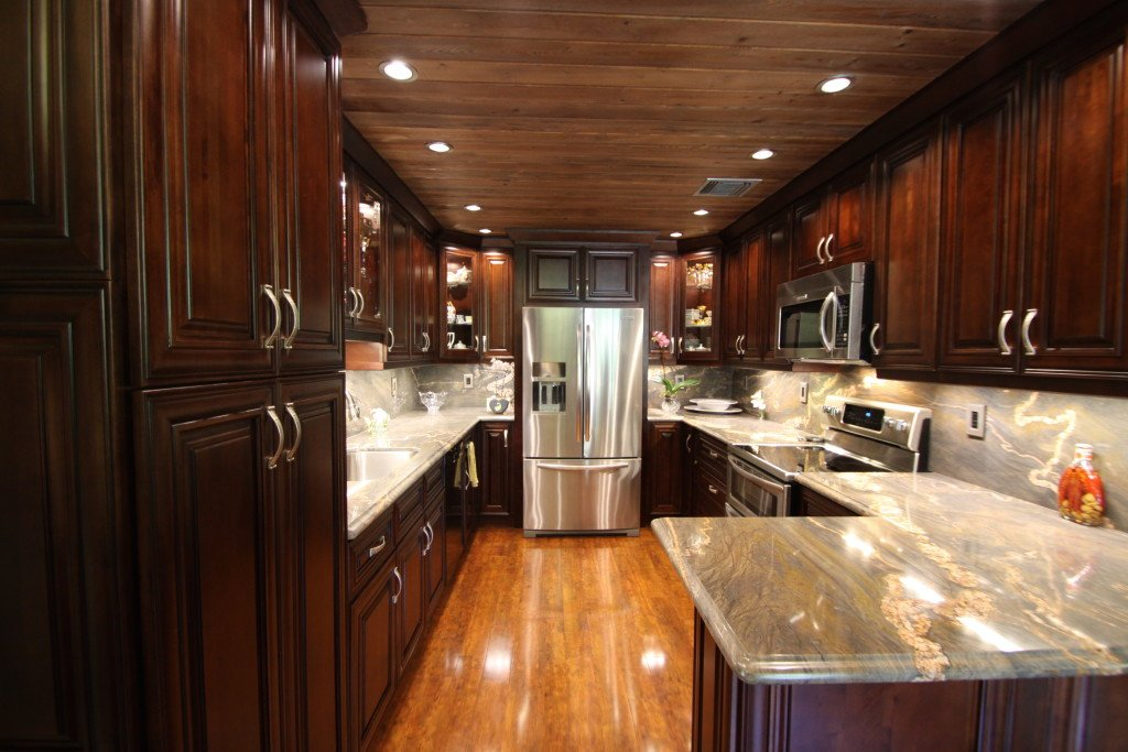 Solid Wood Cabinets in Miami