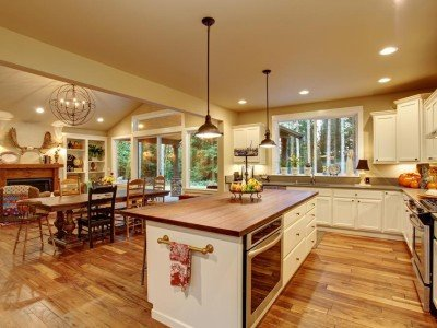 classic kitchen remodel