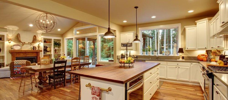 classic kitchen remodel