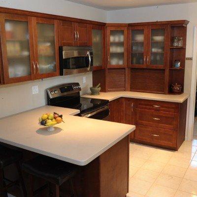 Small Kitchen in Miami