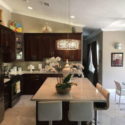 Coral Gables Kitchen Remodeling