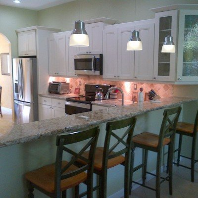 Luxurious Kitchen Renovations in Miami