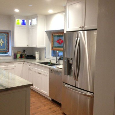 Upgraded Kitchen Cabinets in Miami