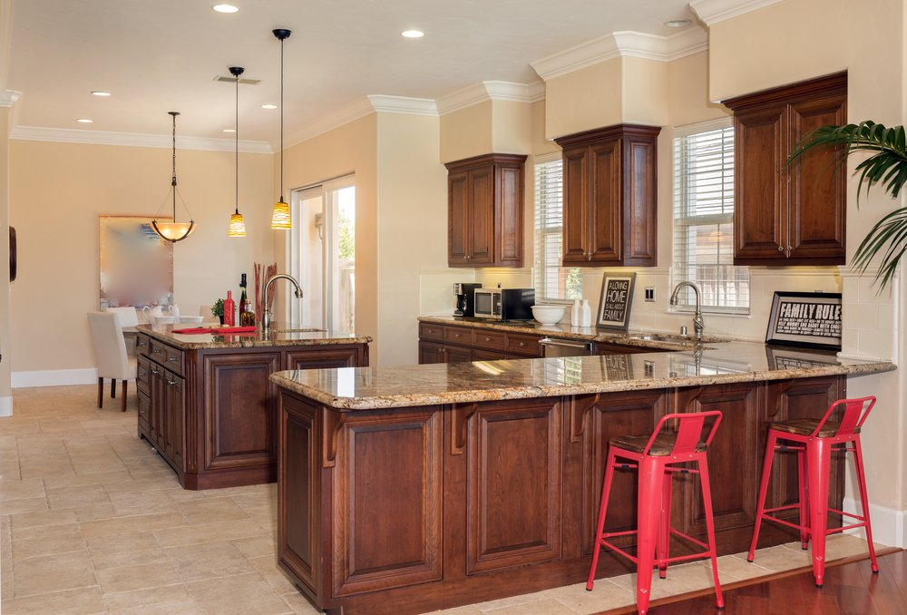 Solid Wood Kitchen Cabinets Leading Designers