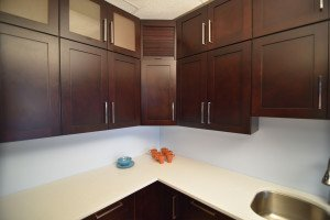 Granite Counters in Kendall