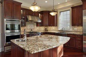Kitchen Island Design , Kitchen Island in Palmetto Bay