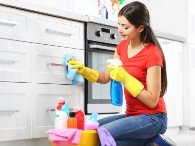 Cabinet Cleaning Tips