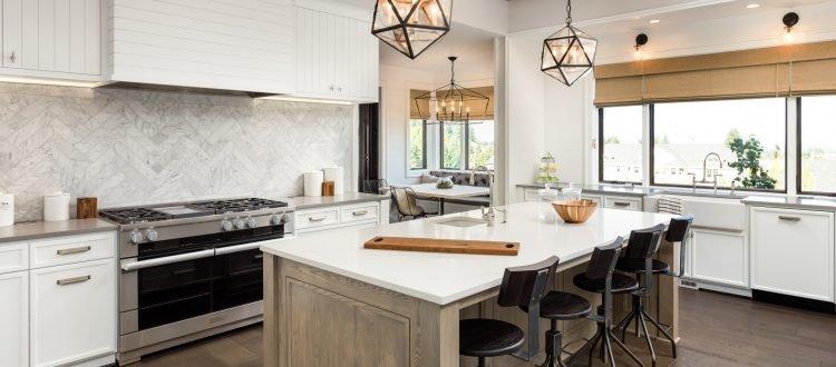aesthetic kitchen design