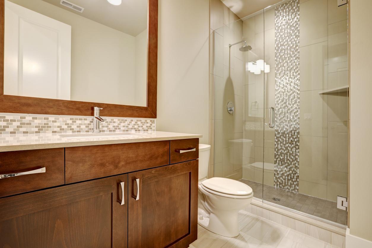 Custom Small Bathroom Vanities Stone International