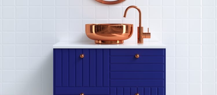 modern style bathroom design