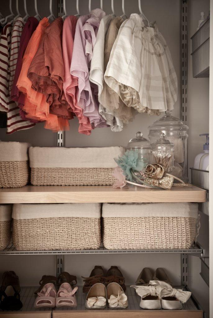 DIY closet hacks