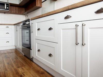 Orlando White cabinets