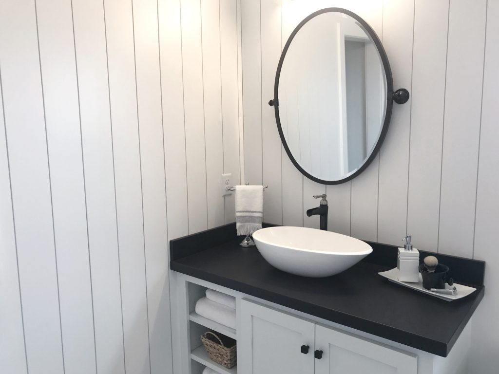 Modern Bathroom Vanity in West Miramar